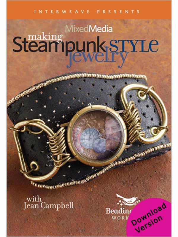 Steampunk Jewelry Style, How to make steampunk jewelry