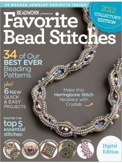 Ultimate collection of bead-weaving patterns and more.