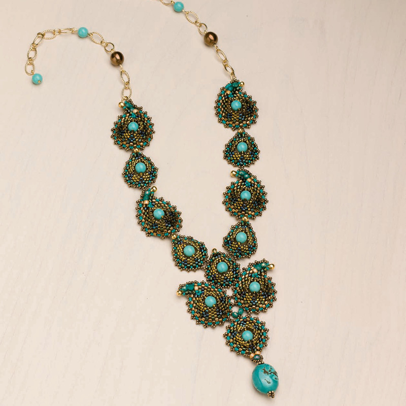 Bead Weaving: Old and New Combine for a Rich Beaded Pattern Collection