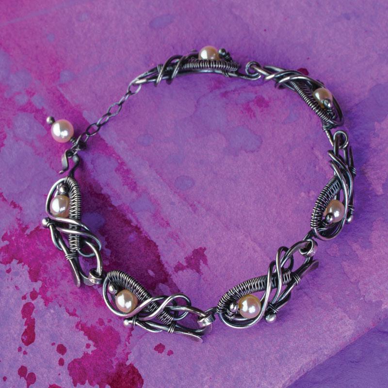 Elandra Bracelet by Sarah Thompson