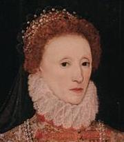 Queen Elizabeth I and her ruff
