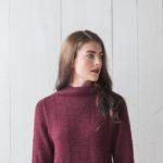 Pattern of the Week: Ellen Saddle Gansey