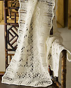 Estonian Lace Scarf