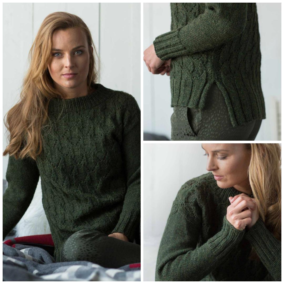 spring knitting