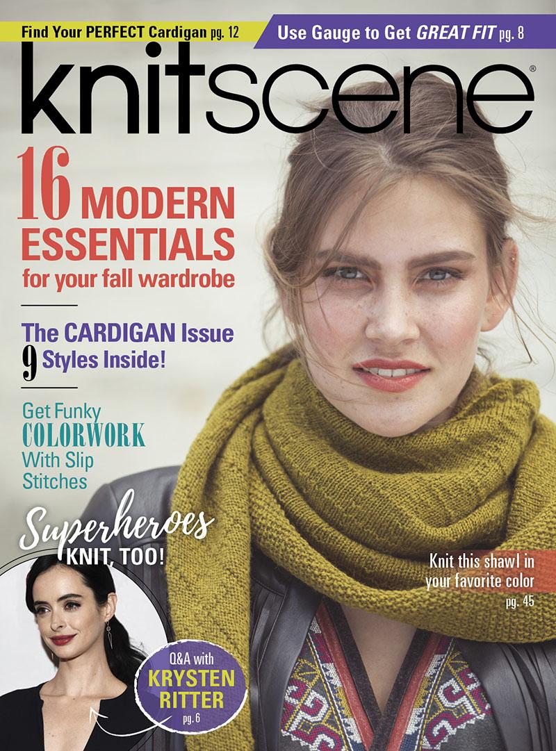 knitscene Fall 2017