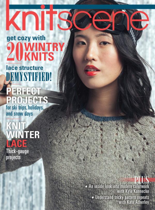 Knitscene Magazine, Winter 2016