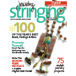 Fall 2013 Jewelry Stringing