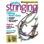 Winter 2015 Jewelry Stringing