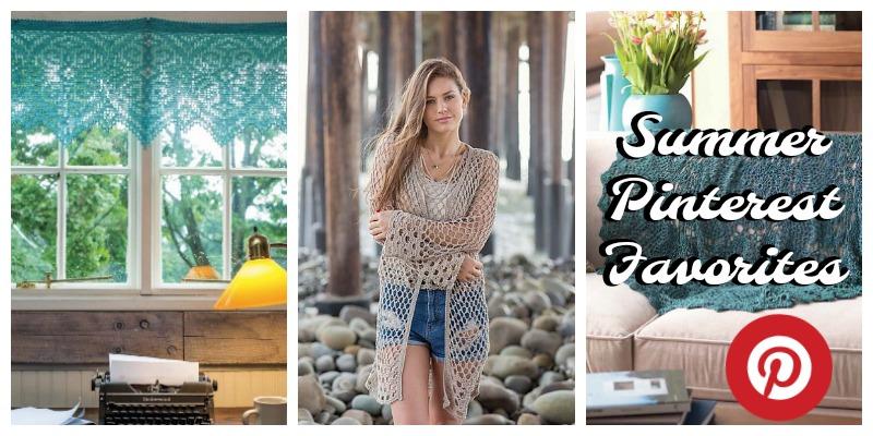Top 10 Pins for Summer Crochet Inspiration