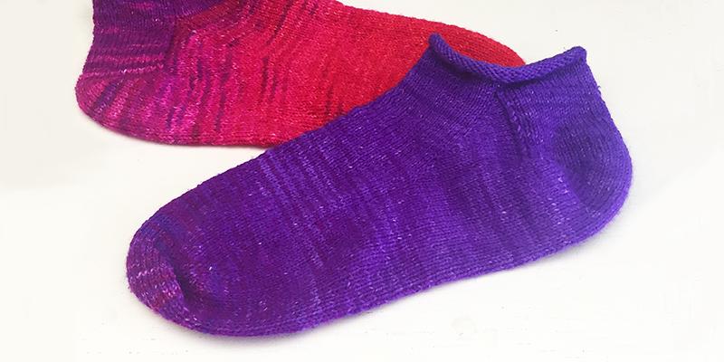 Finished Object Friday: Custom Socks