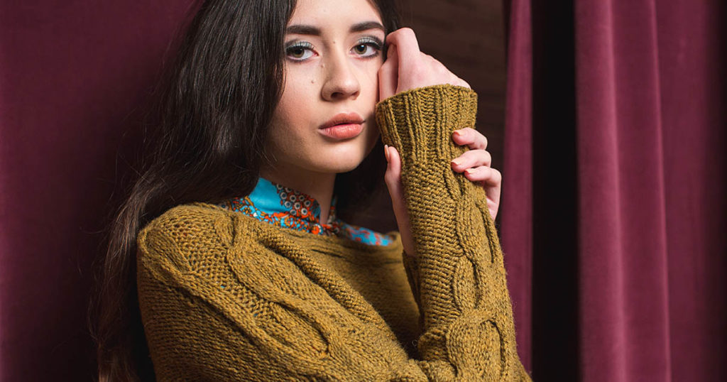 Pattern of the Week: Frances Sweater