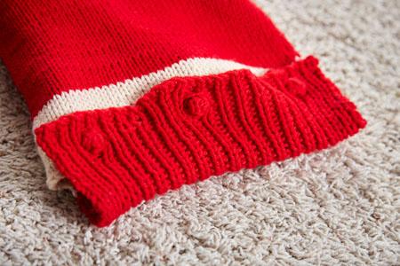 cheyenne mountain monkey sleep sack knitting pattern