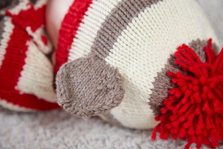 cheyenne mountain monkey hat knitting pattern