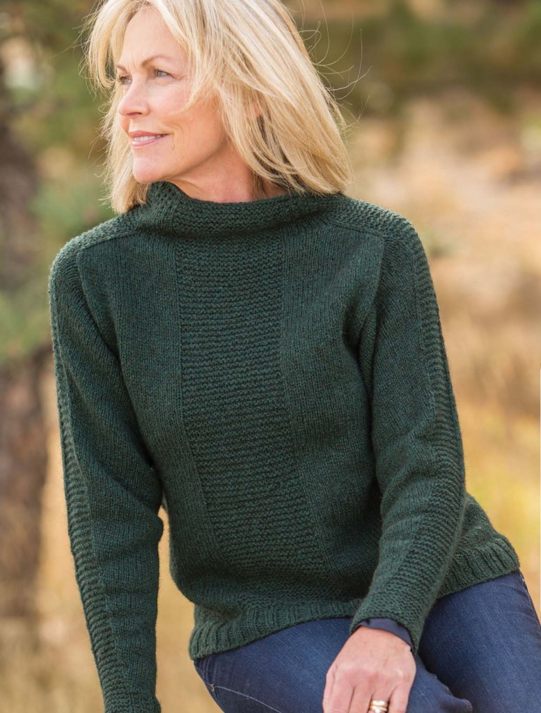 Knit Sweater Patterns And More For The Whole Family Interweave