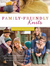 Family Friendly Knits Book Courtney Spainhower
