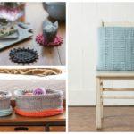 7 Farmhouse Décor Knitting Patterns You'll Love