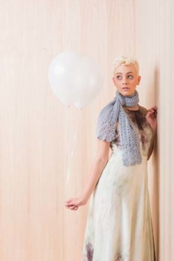 Feathery Scarf Crochet Pattern