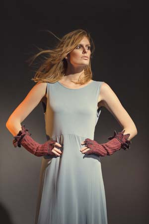 Fervor Gauntlets Crochet Wrist Warmers