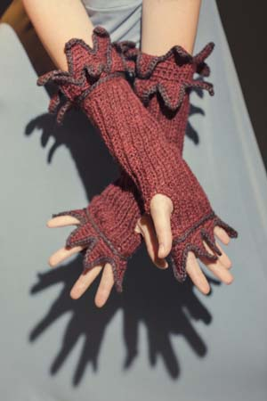 Fervor Gauntlets Arm Warmers
