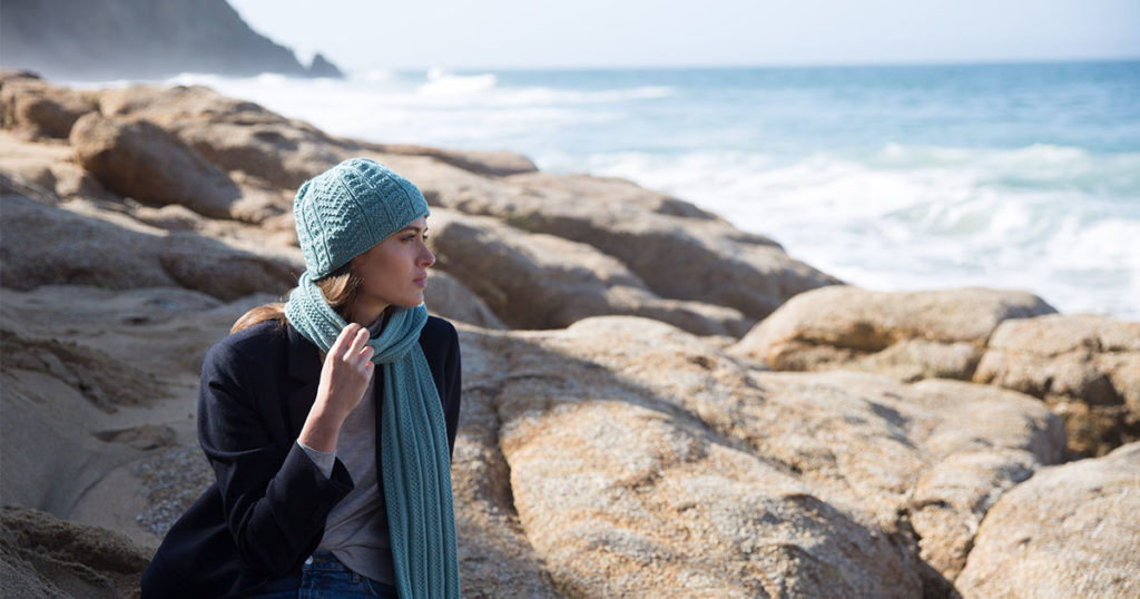 Hard Choices: Which <em>Gansey Style Accessories</em> Kit Will You Knit?