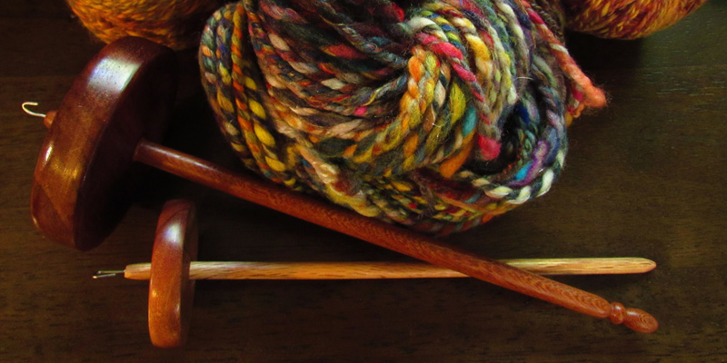 Her Handspun Habit: Spindle to the Rescue