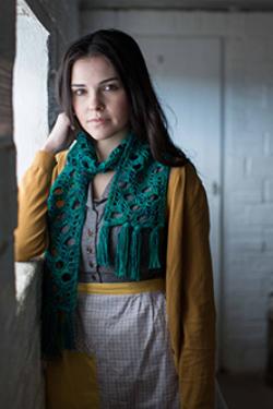 Fizz Scarf Crochet Pattern