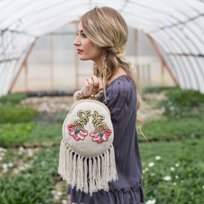 flourishing purse