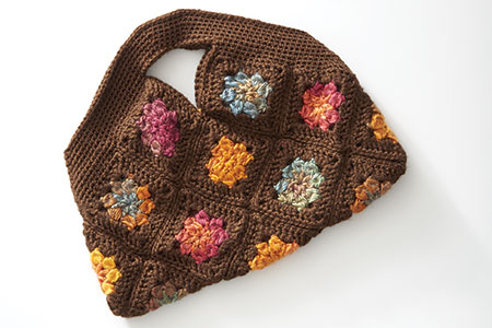 Flower Bed Tote