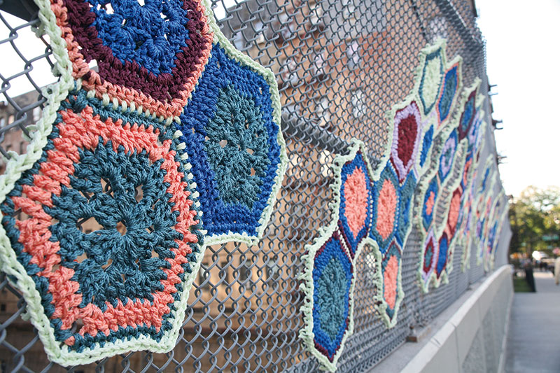 Mending the Landscape with Crochet Artist Crystal Gregory