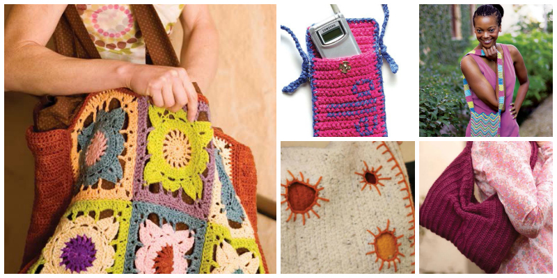 Free Crochet Bag Patterns Exclusively Compiled for You!