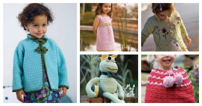 Crochet Patterns For Kids 5 Free Crochet Patterns For Children