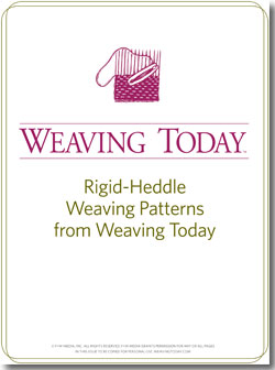 Free rigid heddle loom projects you have to try.