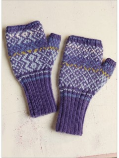 Fresco Fair Isle knitting pattern