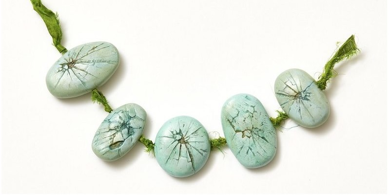 Polymer Clay Jewelry and the Art of Aging Gracefully with Christi Friesen