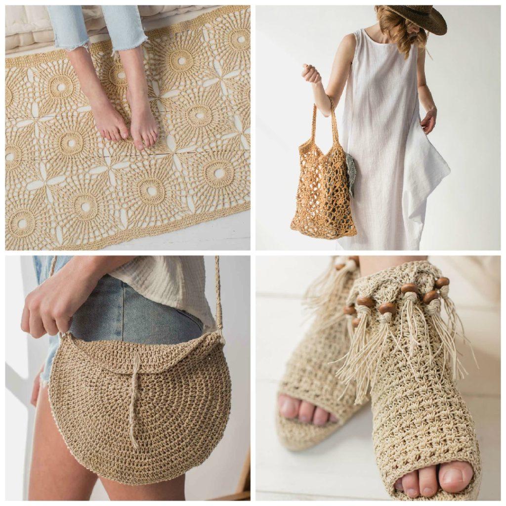 Interweave Crochet Summer 2018