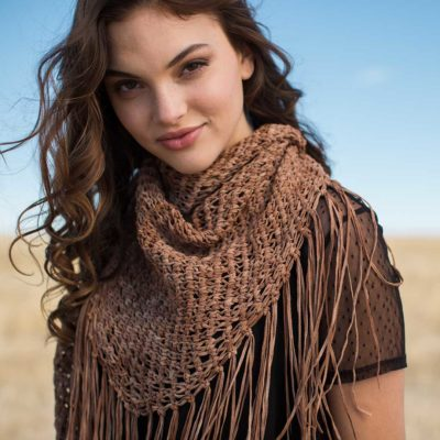 frontier shawl