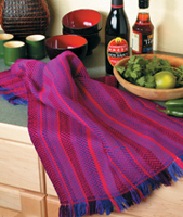 Twill Towels by Mary Frost