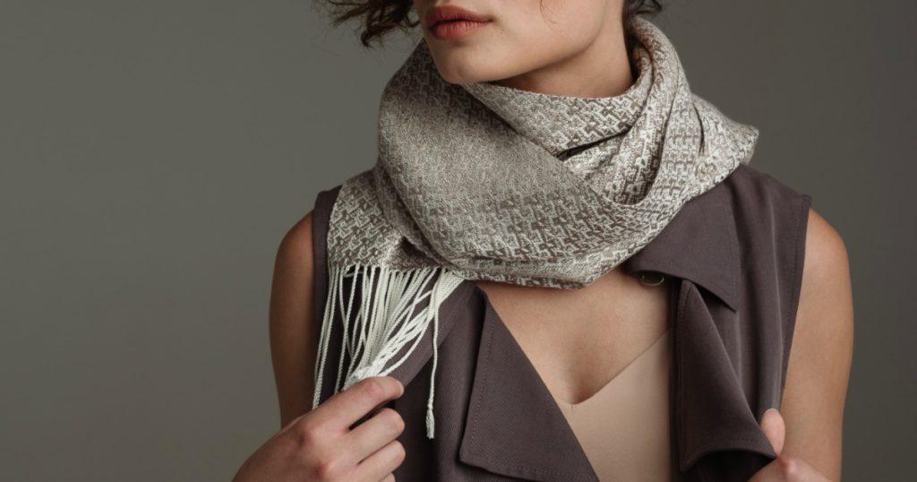 8-shaft scarf