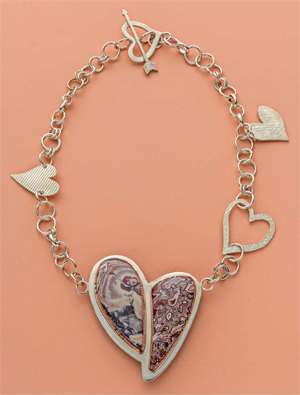 Fulkerson Heart to Heart Pendant