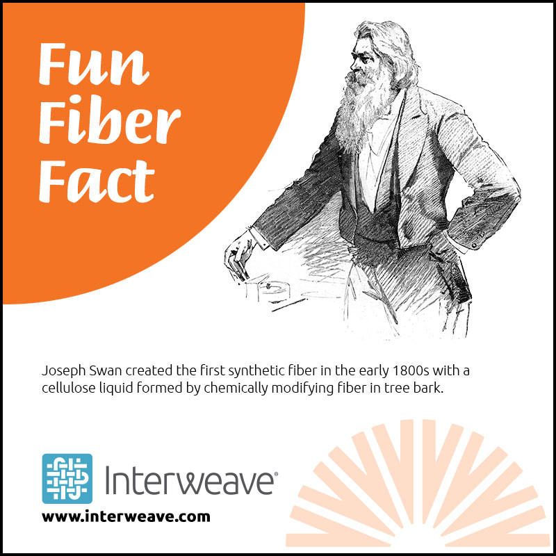 First-Synthetic-Fiber