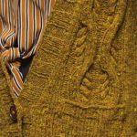 <em>knitscene</em> Fall 2018: Greta Cardigan