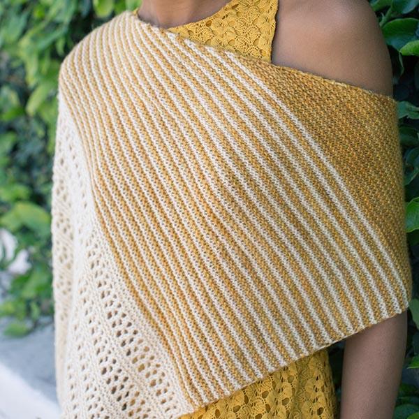 coney island shawl