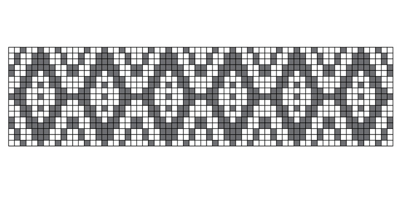 Practice Filet Crochet With This Cute Market Bag Kit Interweave