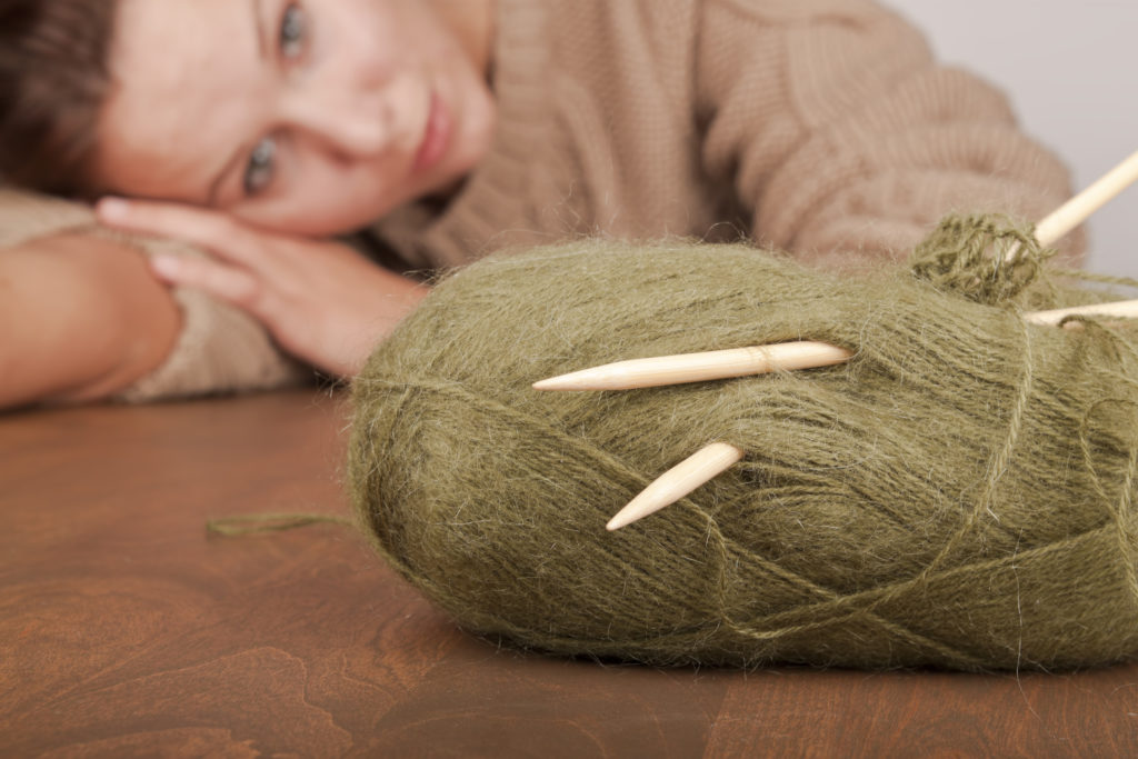 Knit 101: The Adult Beginner Knitter