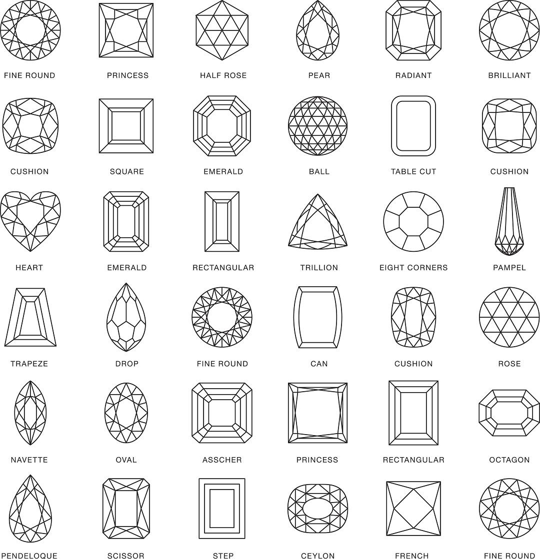 stepped pavilion gem diagrams gem wiring diagrams