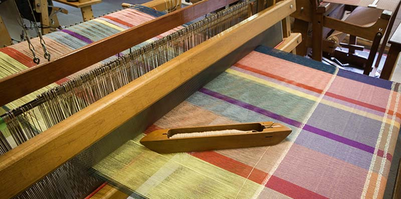 Weaving Well With Madelyn van der Hoogt