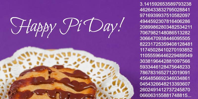 Happy Pi Day, Everyone!