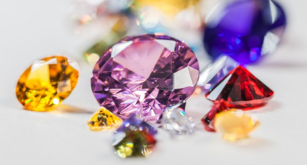 The Wonderful World of Color and Gemstones