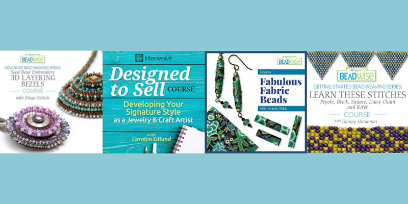 beading gifts, beading projects, beading materials for your holiday shopping list