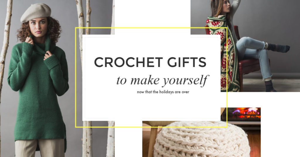 You Made It through the Holidays! Now, 10 Gifts to Make Yourself!